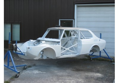 Chassis Prep